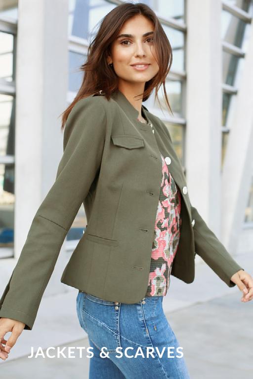 Jackets & Scarves